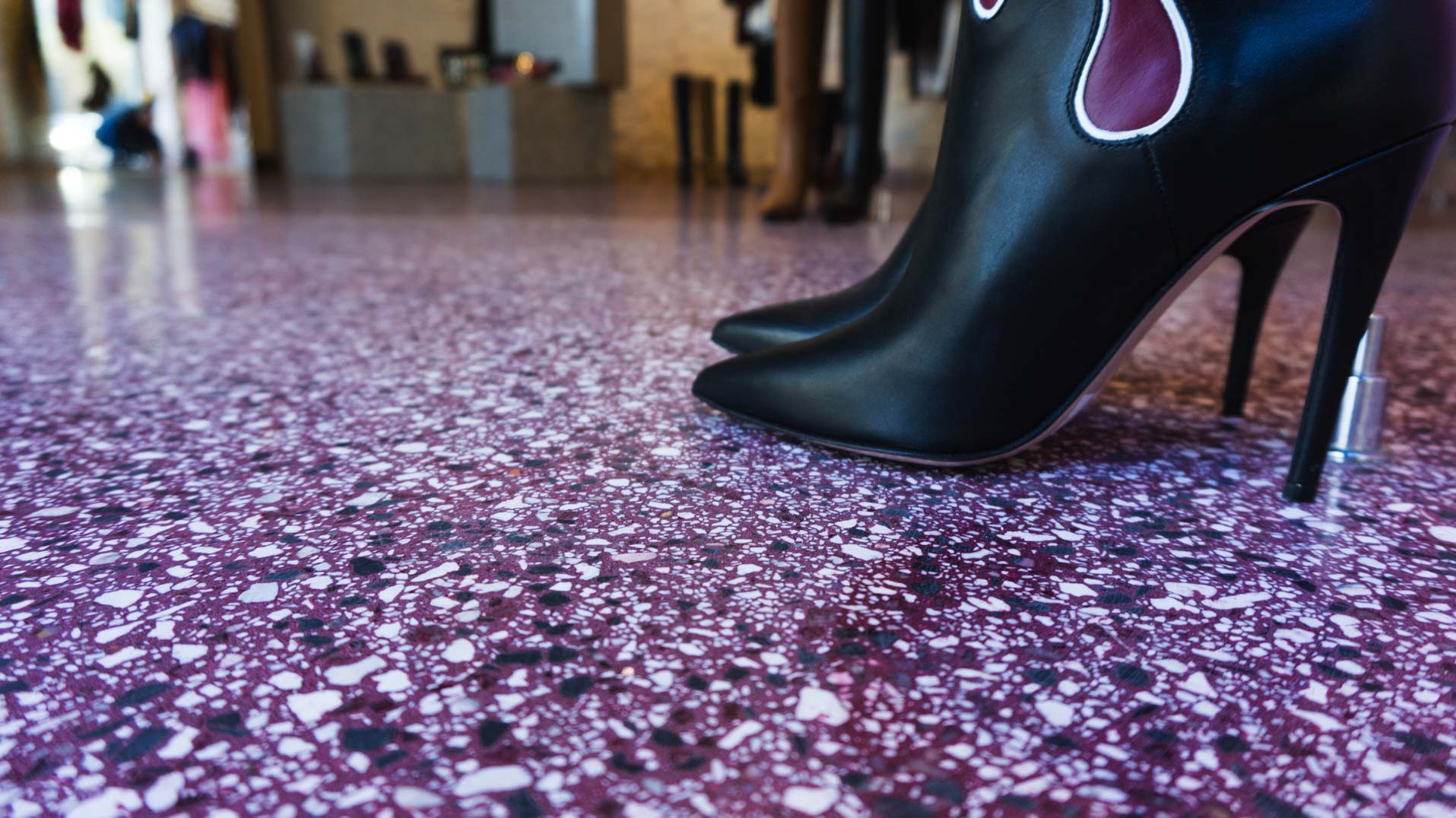 epoxy terrazzo floorings