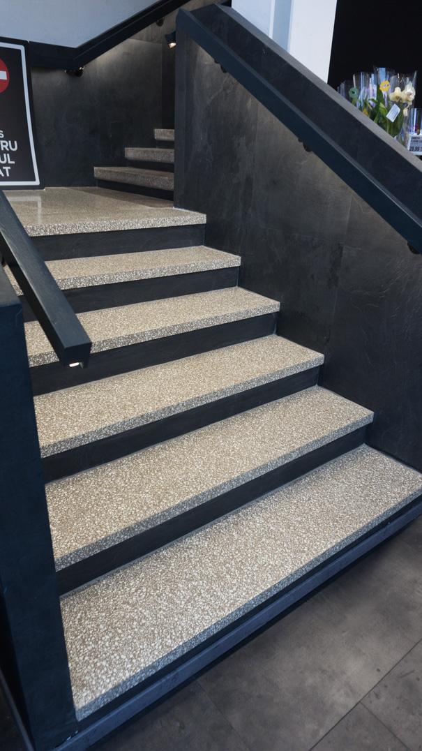 viazzo terrazzo stairs